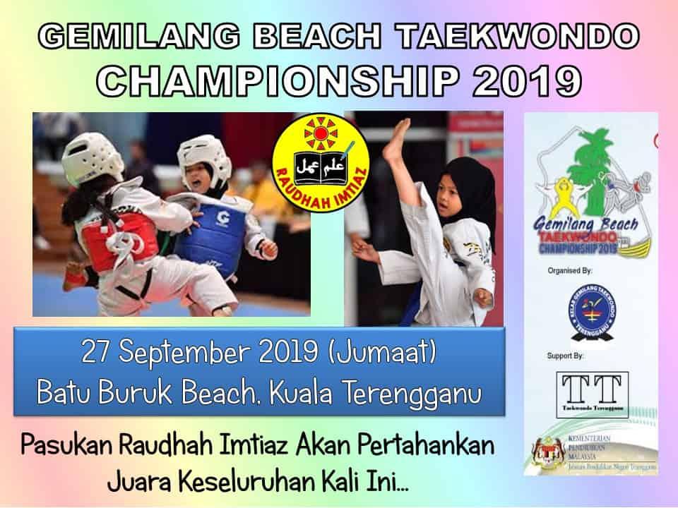 Kejohanan Teakwondo 2019