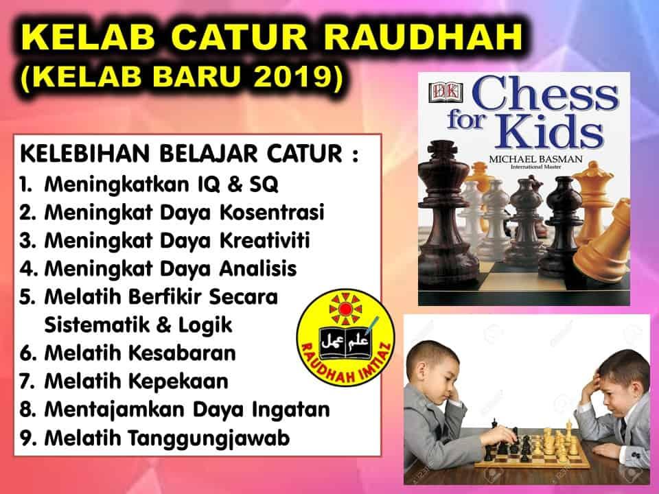 Kelab Catur Raudhah 2019